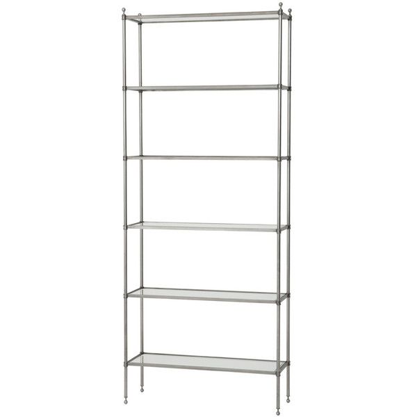 Eichholtz Aubrey Cabinet Silver ($4,690) ❤ liked on Polyvore featuring home, furniture, storage & shelves, silver, metallic furniture, contemporary furniture, shelf furniture, contemporary storage cabinet and eichholtz furniture