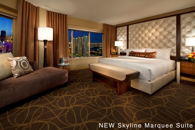 Skyline Marquee Suite at MGM Grand Two bedroom suites