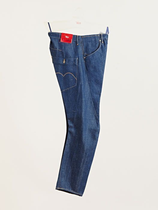 Levi's Red Archive men's Low Crotch Twisted Jeans