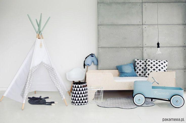 pokój dziecka - namioty, tipi-Tipi littleNOMAD / namiot / wigwam