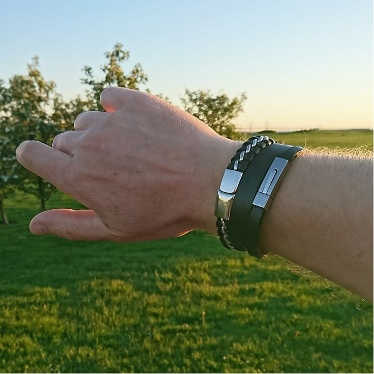 Bracelets in Genuine Leather and Stainless Steel.   SixC Nomad – Leather Bracelets with Attitude