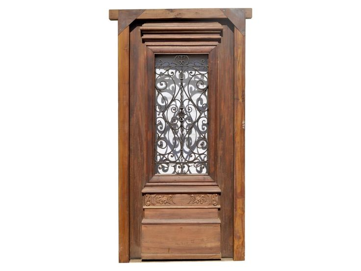 wrought iron front entry doors   Single Wooden Front Door Wrought Iron. 17 Best ideas about Wooden Door Design on Pinterest   Main door