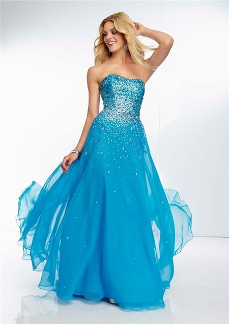 21 best images about blue prom dresses on Pinterest | Blue ball ...