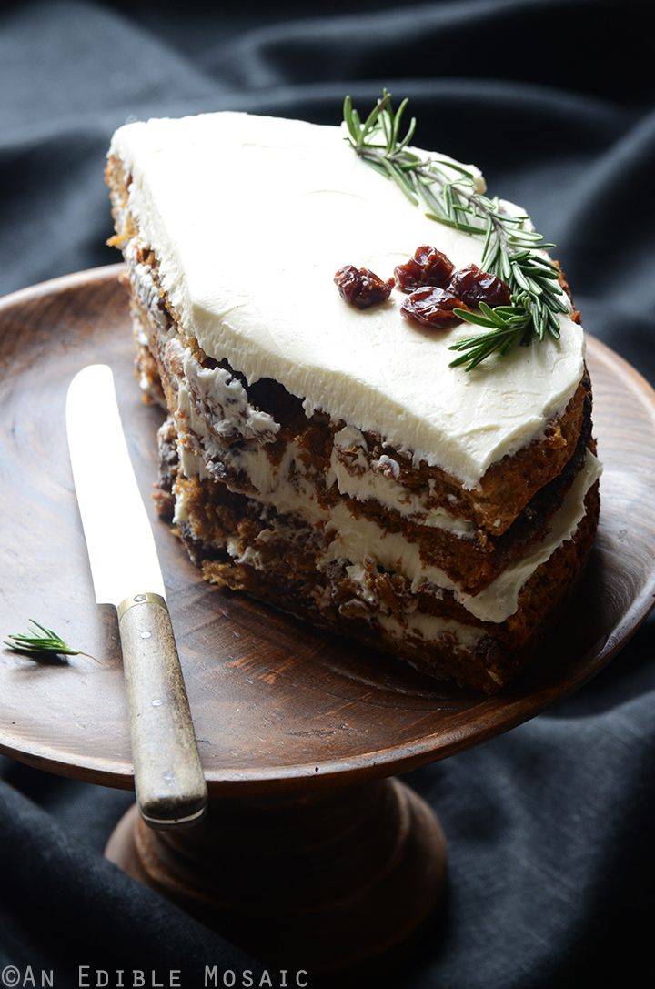 dairy free wedding cake recipe gluten free cherry almond cake with rosemary vanilla bean 13312