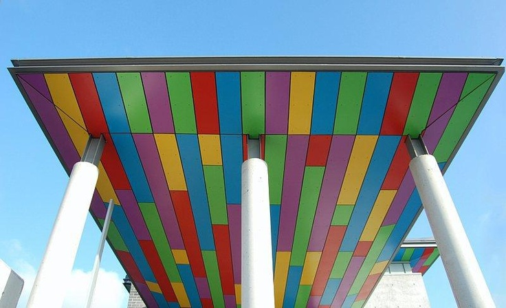 Rockpanel Colours #architecture  http://www.architectura.be/fiche_new.asp?id=1576=4