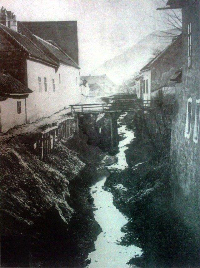 Falu a városban – nyolcvan éve kezdték meg a Tabán bontását