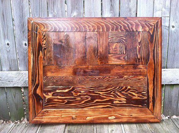 recyceltem Holz Tischplatten von letsbuildahome auf Etsy, $100.00