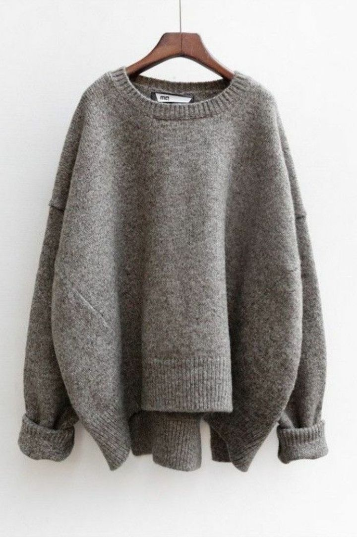Kaschmir Pullover Damen gestrickt