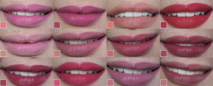 ELF Lipstick Reviews | Buzzillions.com