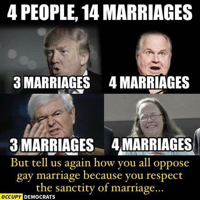 why are people for gay marriages