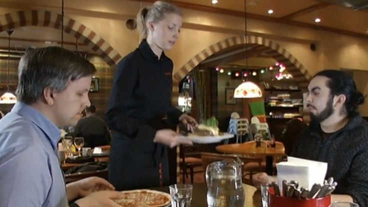 Ravintolassa ja kahvilassa (yle: asiointisuomea)