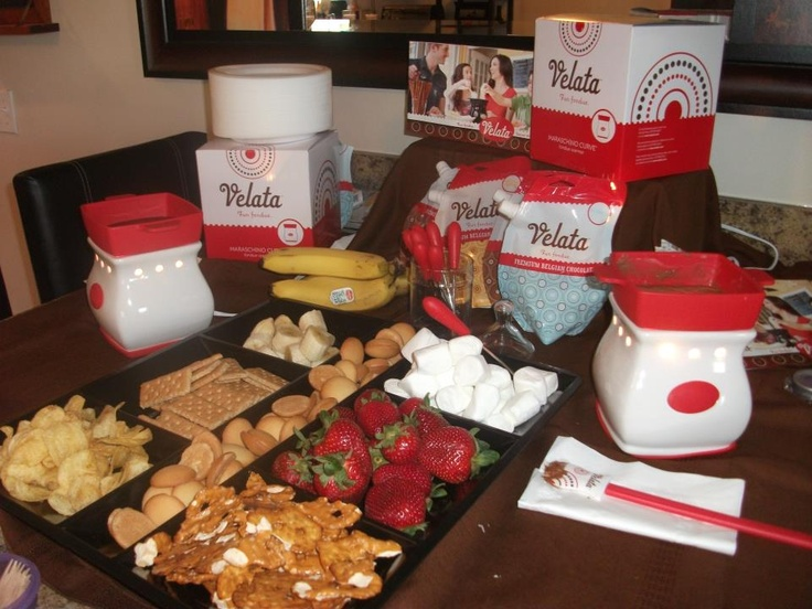 ... + images about Velata on Pinterest | Pork, Fondue party and Waffles