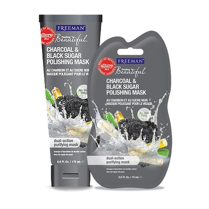 Browse unbiased reviews and compare prices for Freeman Beauty Feeling Beautiful™ Charcoal & Black Sugar Polishing Mask. I really enjoy using this mask, it get rid of all the dead skin on my face.