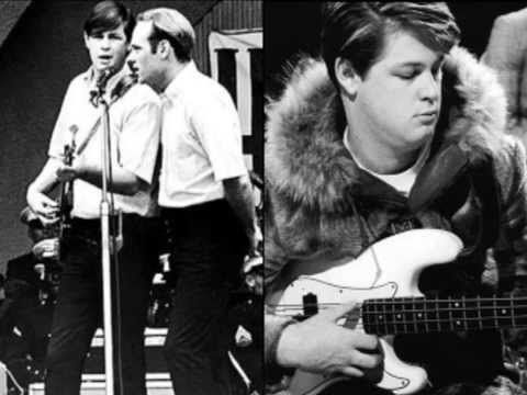 The Beach Boys - Good Vibrations - Rare Studio Recording Film Footage - YouTube