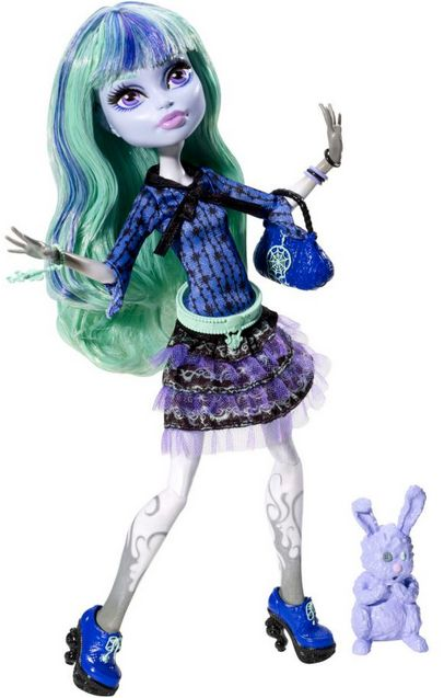 Twyla 13 Wishes Monster High Doll