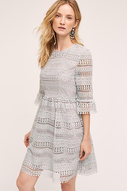 folie lace dress