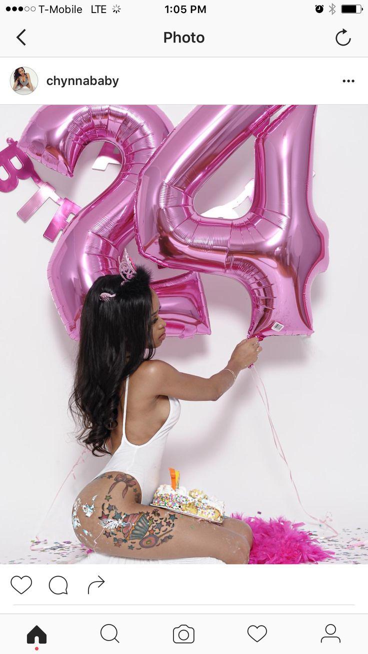 Sexy birthday ideas