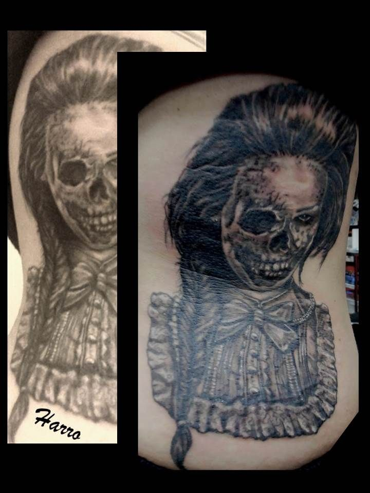The 25 best ideas about gothic fairy tattoo on pinterest for Skull fairy tattoos