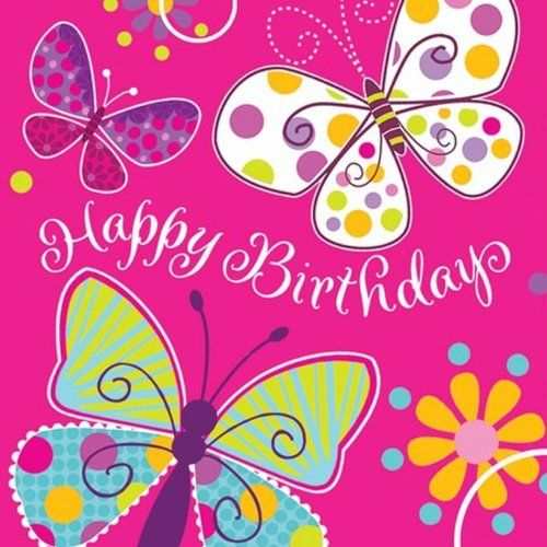 Creative Converting Butterfly Sparkle Happy Birthday Lunch Napkins, 16 Count Creative Converting http://www.amazon.com/dp/B00E1RPKF8/ref=cm_sw_r_pi_dp_E4Wnvb1ZKARHB