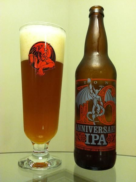 BrewChief.com Review of 16th Anniversary IPA (Stone Brewing Co.) : So would it really surprise anyone to know that Stone chose an Imperial IPA for their 16th Anniversary Ale? I thought not. The masters of hops have done it again with this big bold bitter beast. 16 years is a long time to be kicking for a brewery and Stone is certainly kicking... ass that is. For any beer fan not familiar with the Stone Brewing Company at this point (which is highly unlikely), these guys are very well…