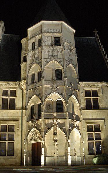 Hôtel des Échevins de Bourges