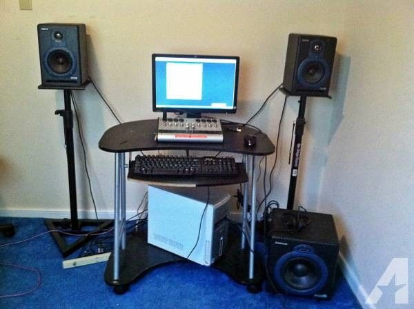 Home recording studio equipment for sale