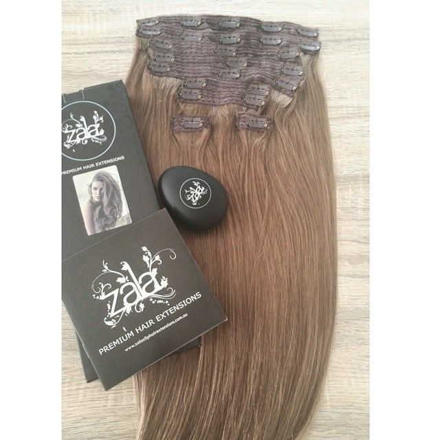 "QUAD LUX- quad weft hair extensions have arrived at ZALA HQ! You have to see it to believe it <3 They.are.amazingggg!!!  265gram 20"" quad wefted hair extensions  http://www.zalacliphairextensions.com.au/hair-extensions/quad-weft-hair-extensions/"