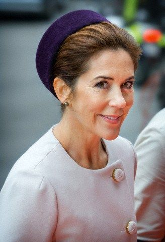 Princess Mary, October 7, 2014 | Royal Hats....  Posted on October 7, 2014 by HatQueen....The Danish Royal Family attended the opening of Parliament today in Copenhagen.