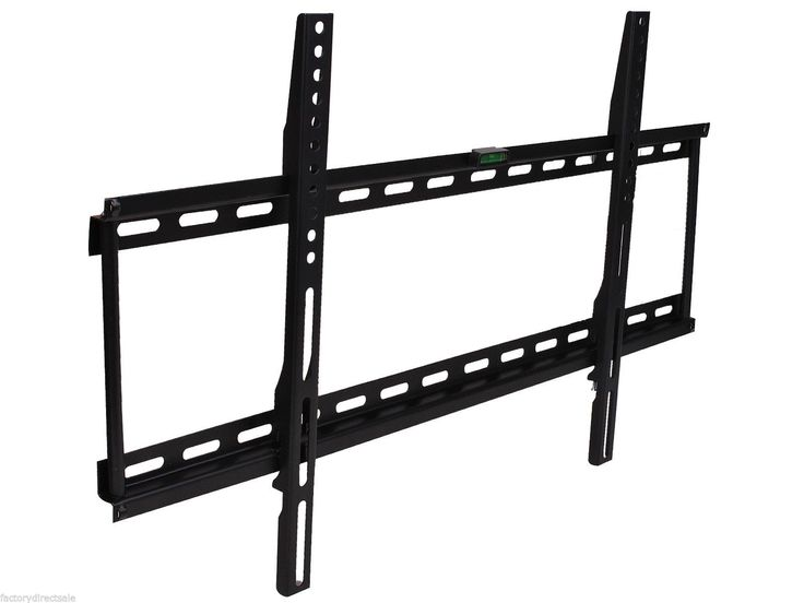 LCD LED PLASMA FLAT FLUSH TV WALL MOUNT Bracket 32 37 40 42 46 50 55 60 65