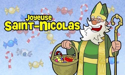 Cybercarte, Joyeuse Saint-Nicolas