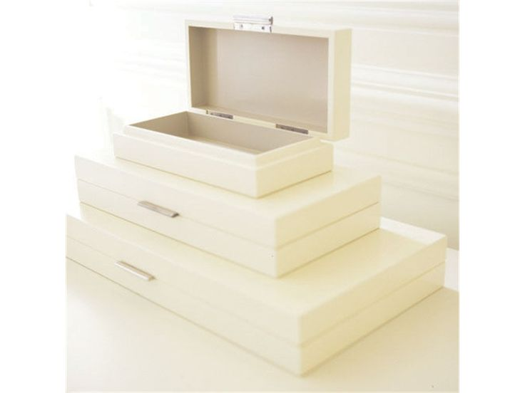 Elegant Storage by Global Views Home Office Luxe Organizer from Goods Home Furnishings