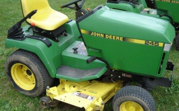 Pin On Garden Tractor