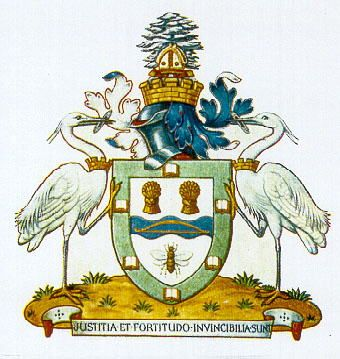 Maitland Council coat of arms.