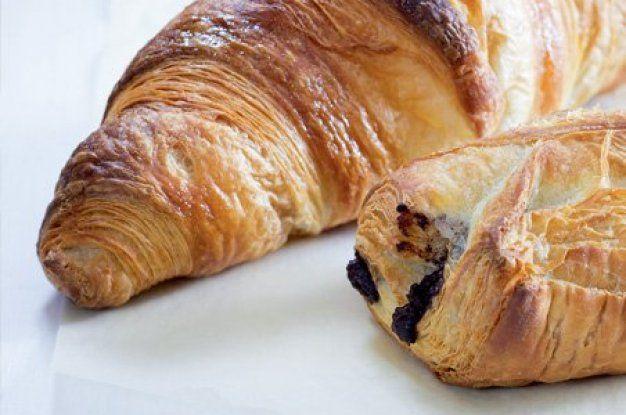 Máslový croissant | Apetitonline.cz