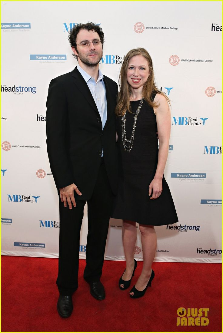 Chelsea Clinton Is Pregnant, Expecting Second Child with Marc ...