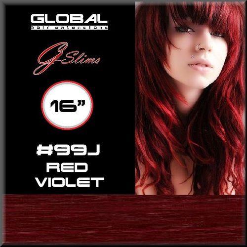 Best 25 tape hair extensions ideas on pinterest tape in tape hair extensions 100 indian remy human hair 99j red violet pmusecretfo Choice Image