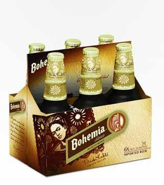 Bohemia - $10.87 German Pilsner. A light, grainy malt character with a distinctive flowery, spice hop taste. 5.3% ABV
