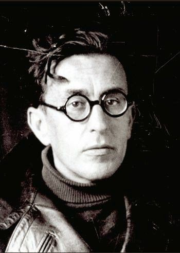 Emilio Prados. Miembro de la Generación del 27, fundó junto a Manuel Altolaguirre, la revista Litoral.