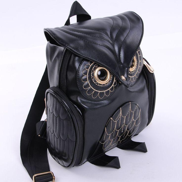 Cute Owl Ladies B...  http://monroe-apparel.myshopify.com/products/cute-owl-ladies-backpack?utm_campaign=social_autopilot&utm_source=pin&utm_medium=pin