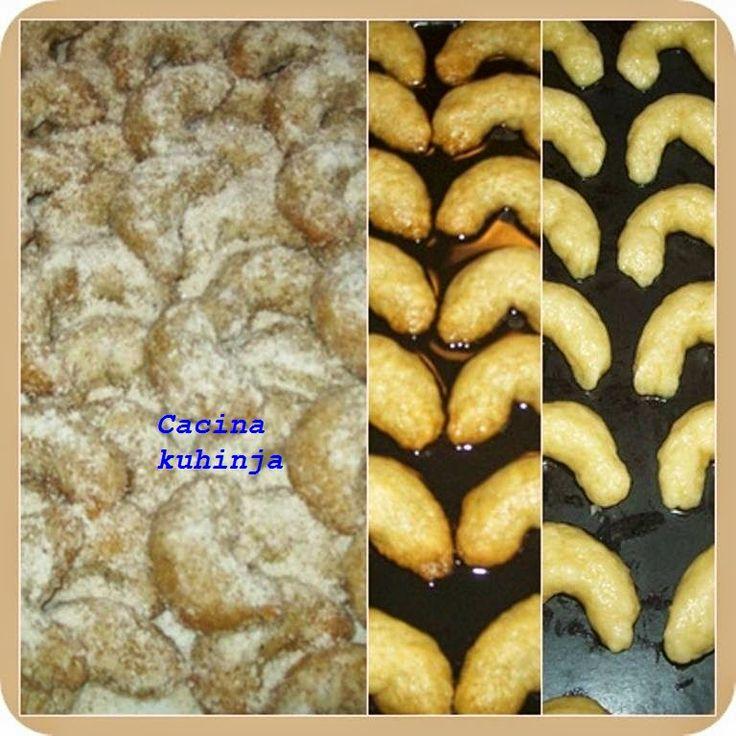 Cacina kuhinja: Kiflice pivarice