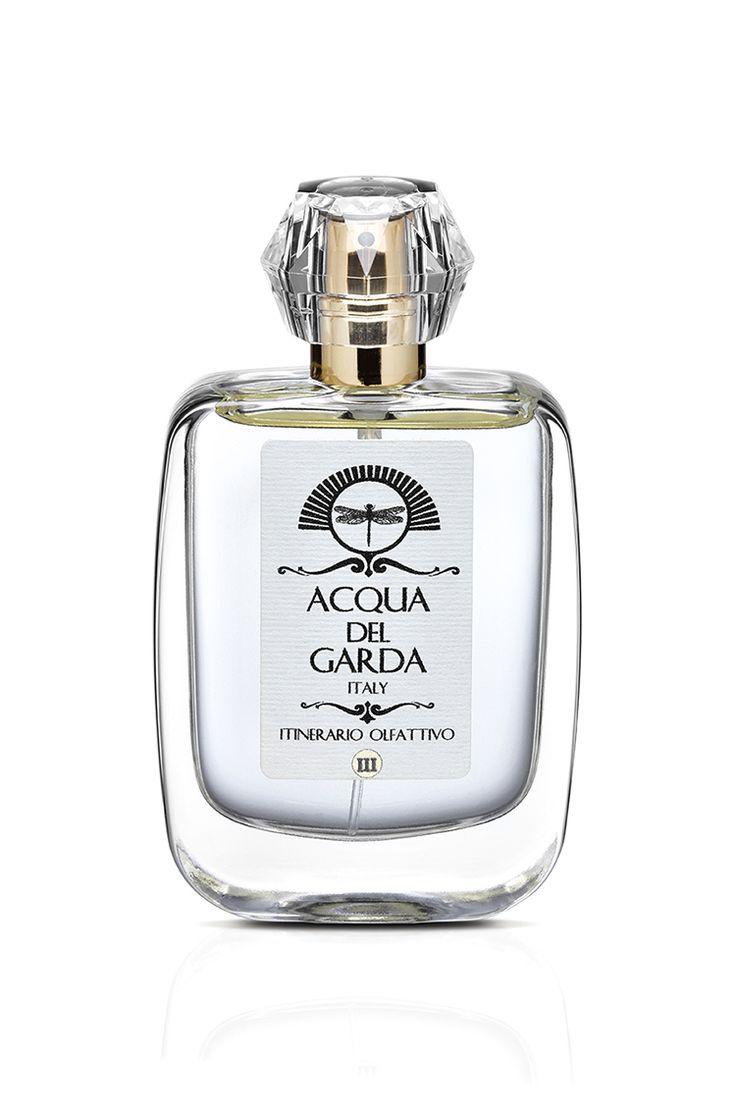 Eau de Parfum 50 ml -Olfactory Itinerary III - Acqua del Garda