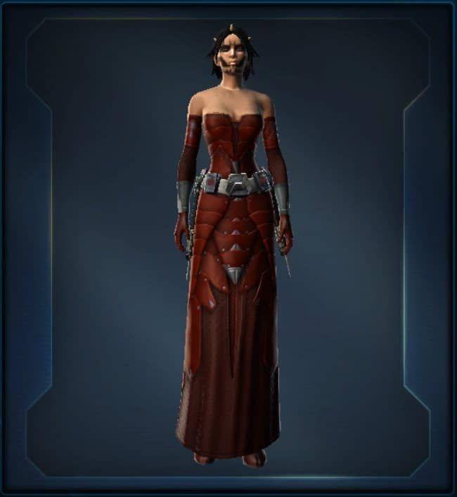 Sensuous Dress Swtor