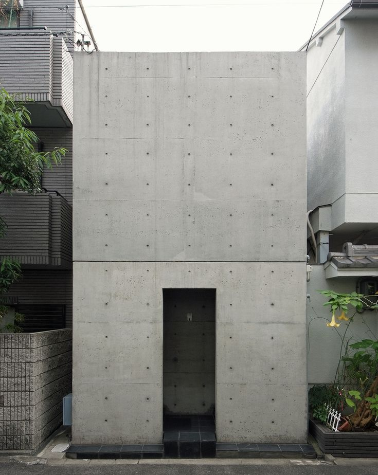 241 best TADAO ANDO _ PRITZKER 1995 images on Pinterest ...