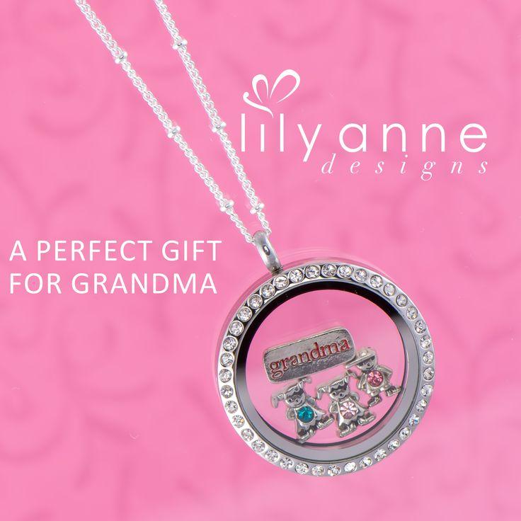 The Perfect Gift for Grandma! www.lilyannedesigns.com.au/moniqueelliott