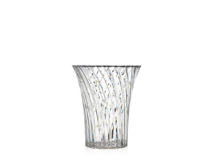 Taboret Sparkle transparentny kryształowy — Taborety Kartell — sfmeble.pl