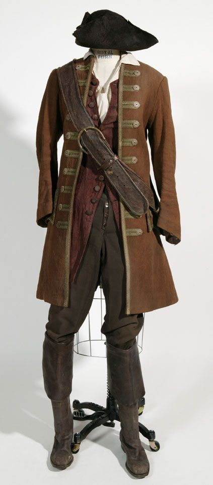 Pirate clothes repinned by www.BlickeDeeler.de  I would wear all of this