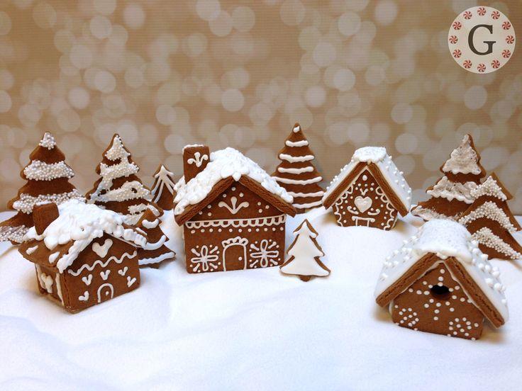 Mini Gingerbread House Cutter