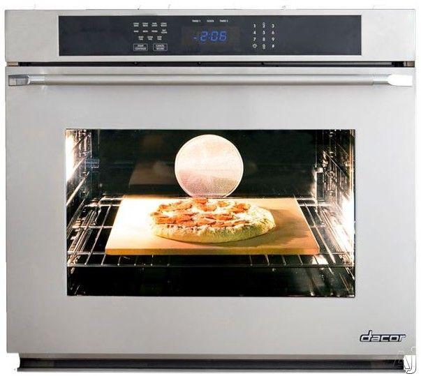 In oven in slide 30 range double