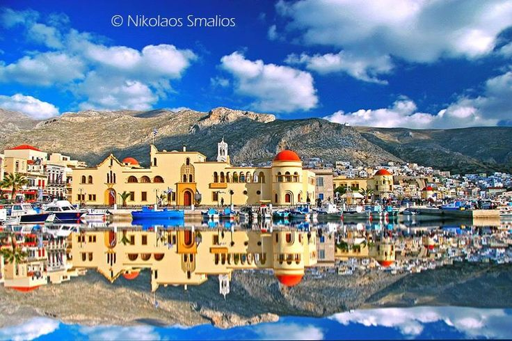 #Kalymnos Port, Historic Buildings