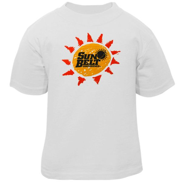 Sun Belt White Toddler Conference T-shirt - $3.99